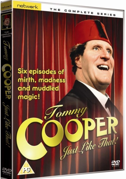 Tommy Cooper - Just Like That - Complete Series
