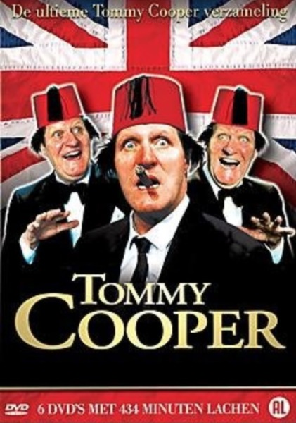 Tommy Cooper Collection - 6-DVD Box Set