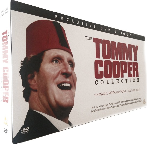The Tommy Cooper Collection