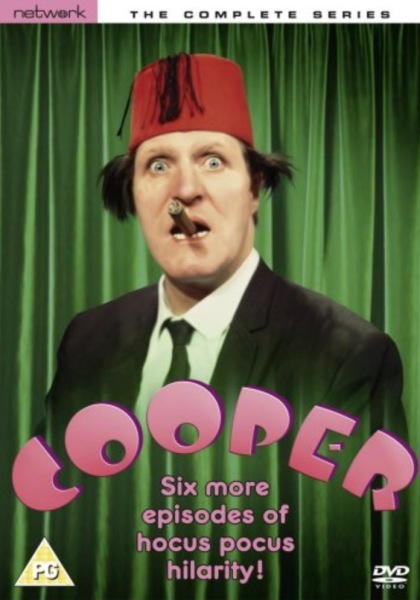 Cooper: The Complete Series